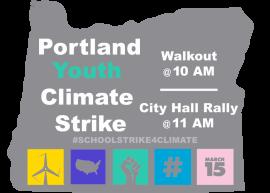 Portland Youth Climate Strike