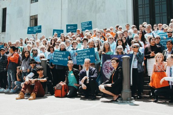 our climate justice work